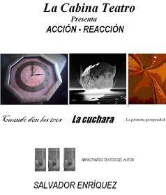 «Acción-reacción», de Salvador Enríquez