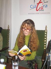 Pilar Zapata Bosch, ganadora del XXIV Premio de Teatro Antonio Buero Vallejo